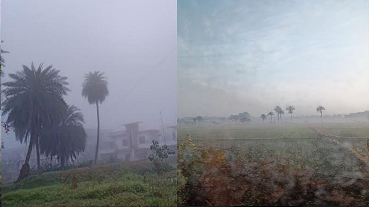 प्रदेश में ठंड का कहर जारी, बारिश ओले से बढ़ सकती है सिहरन