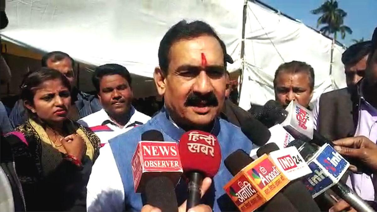 अतिथि विद्वानों का दर्द बांटने पहुंचे मंत्री मिश्रा, दिए आश्वासन