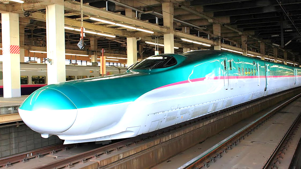 India's First Bullet Train