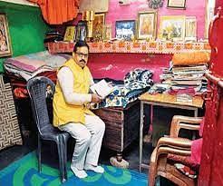 दिल्ली: बीजेपी ने झुग्गी में रहने वाले राजकुमार को बनाया उम्मीदवार
