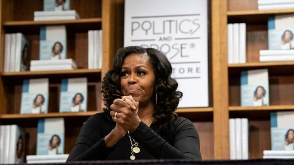 मिशेल ओबामा ने जीता ऑडियो बुक के लिए अवार्ड