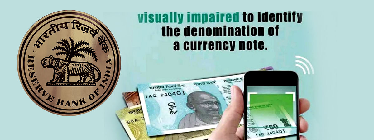 RBI launched 'MANI' app for visually challenged