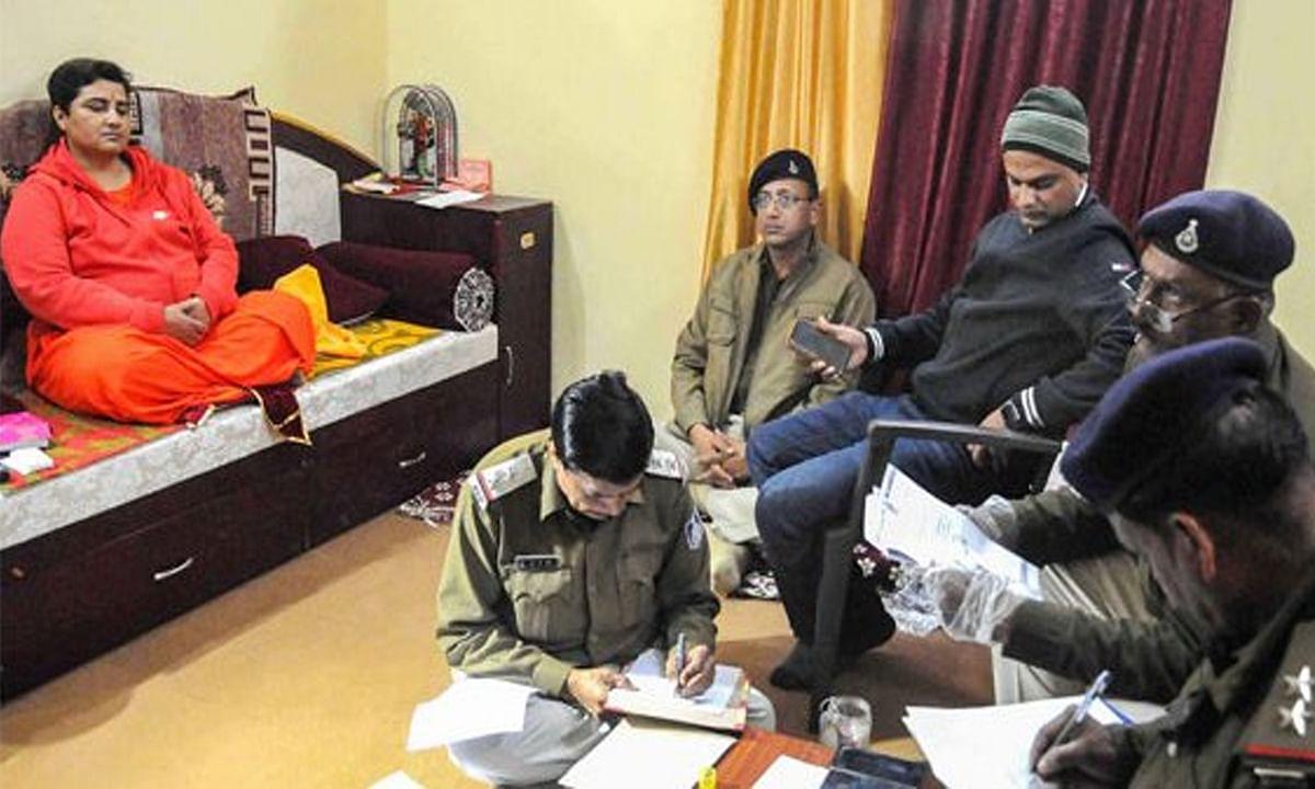 प्रज्ञा मामले का खुलासा, माँ-भाई से रंजिश में भेजा था डॉ. ने पत्र