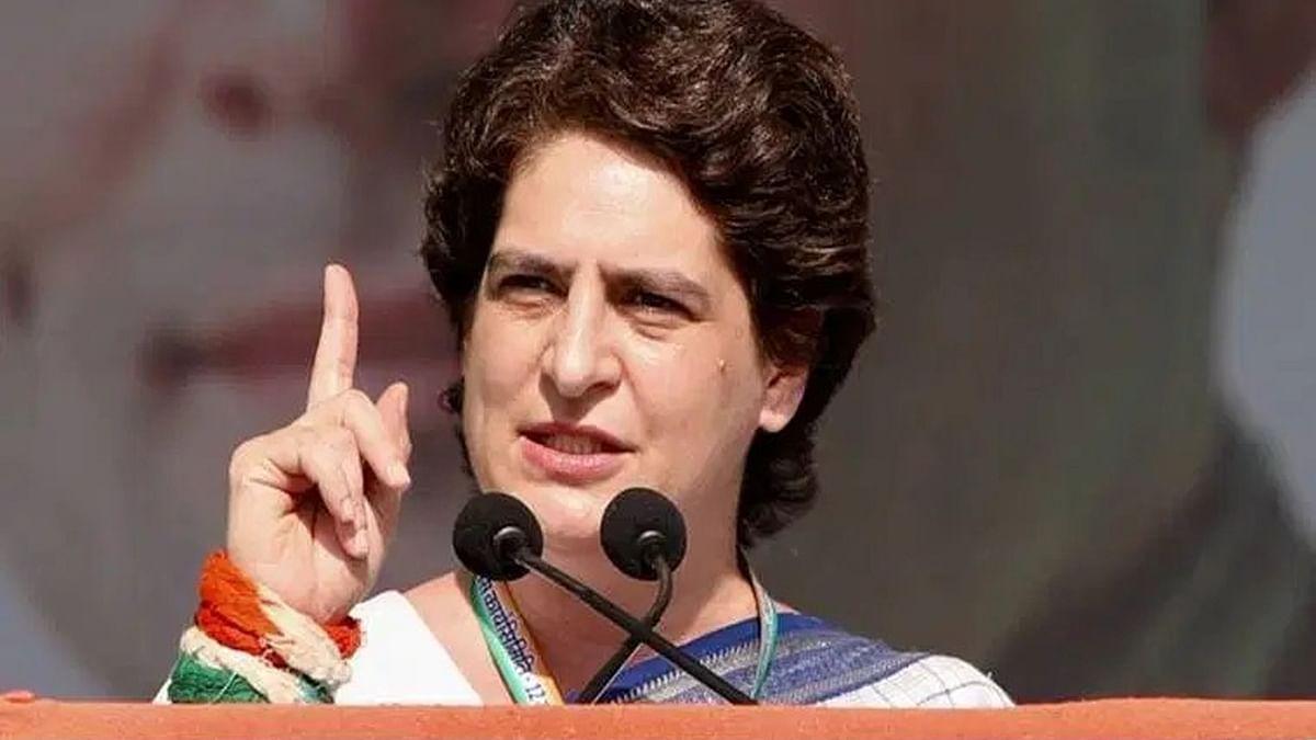 हार्दिक पटेल को लेकर प्रियंका का बयान चर्चा में, BJP को कोसा