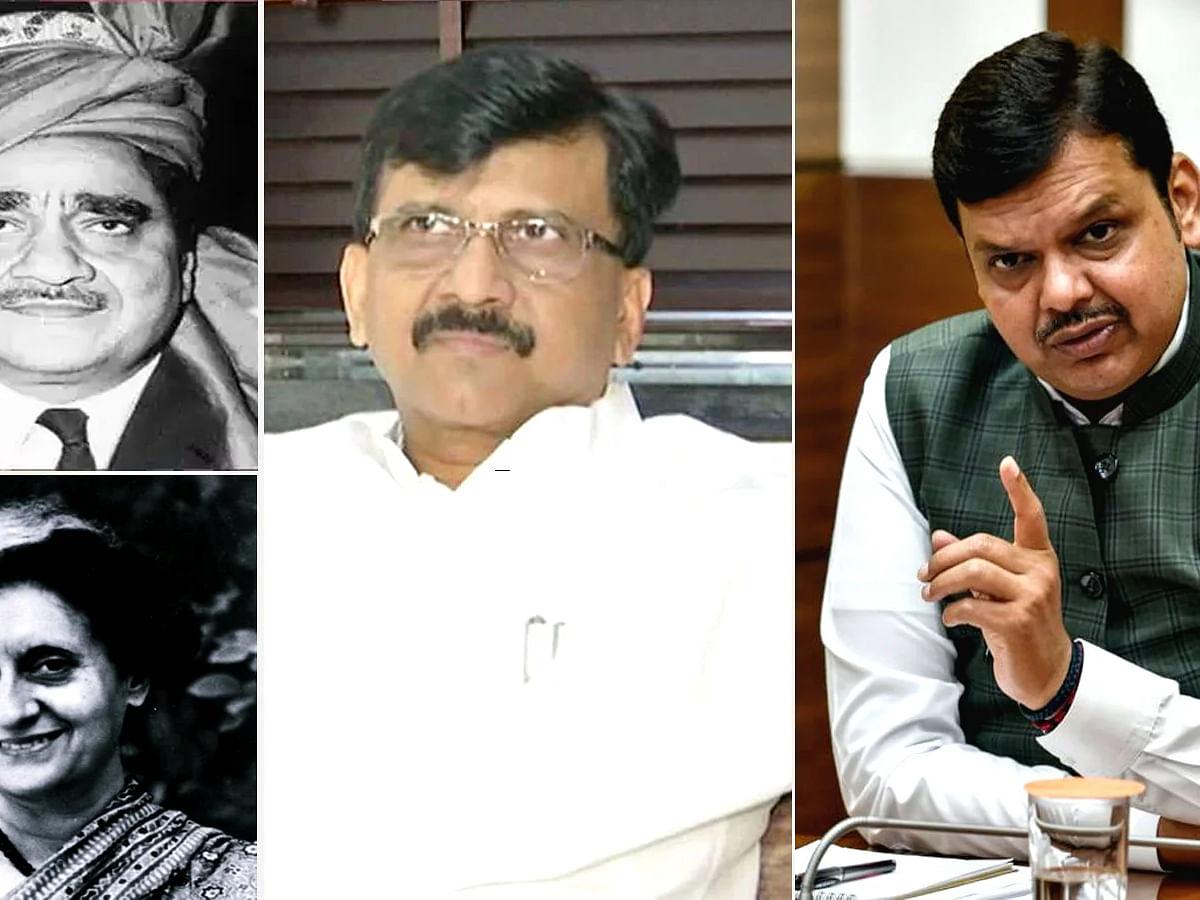 संजय राउत ने किया बड़ा खुलासा, कांग्रेस पर करारेे सवालों की बौछार