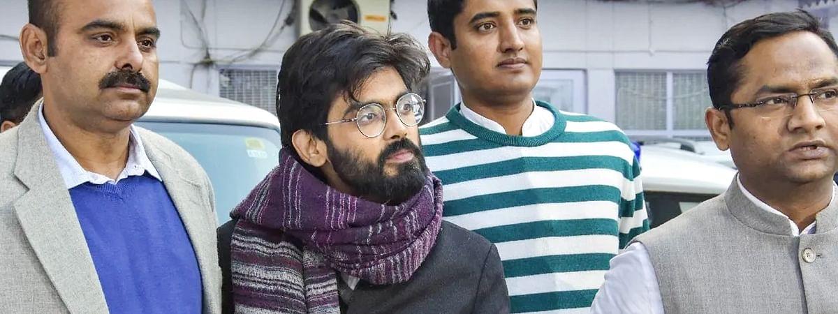 Delhi Police Revealed about Sharjeel Imam