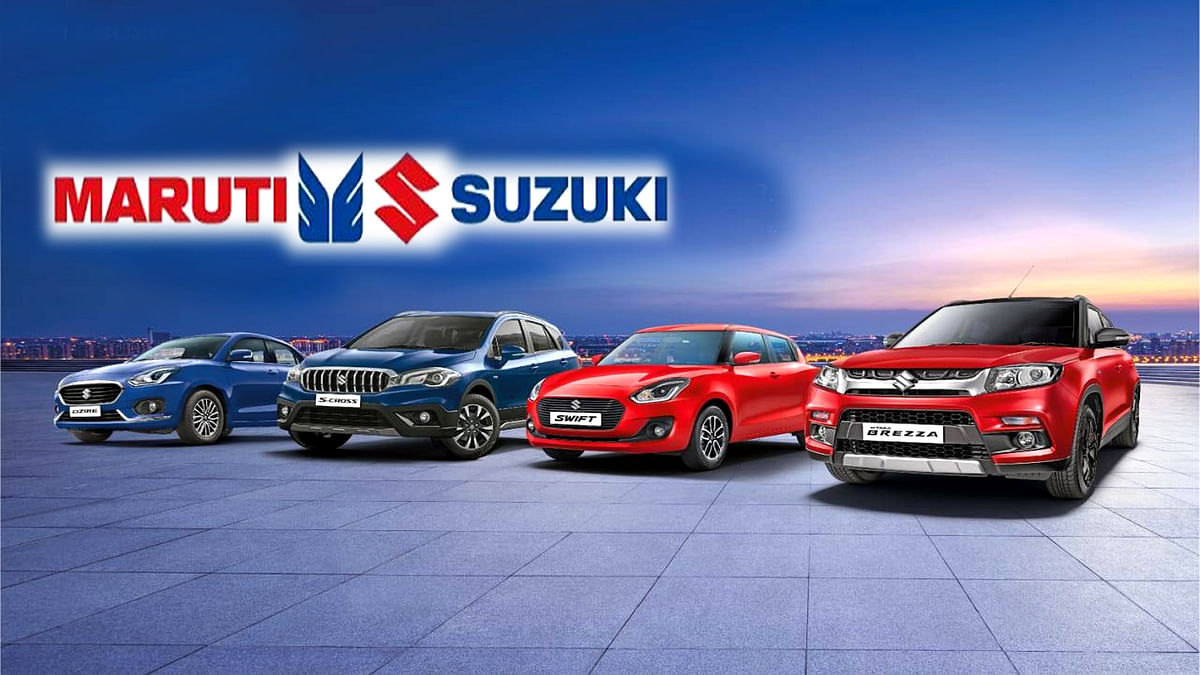 Maruti Suzuki Boosts Sales Target for Green Mobility