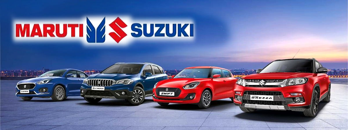 Maruti Suzuki Production Figures of Cars