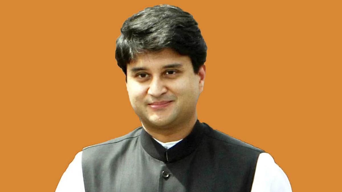 BJP नेता ज्योतिरादित्य सिंधिया ने रेल मंत्री को लिखा पत्र, की ये बड़ी मांग