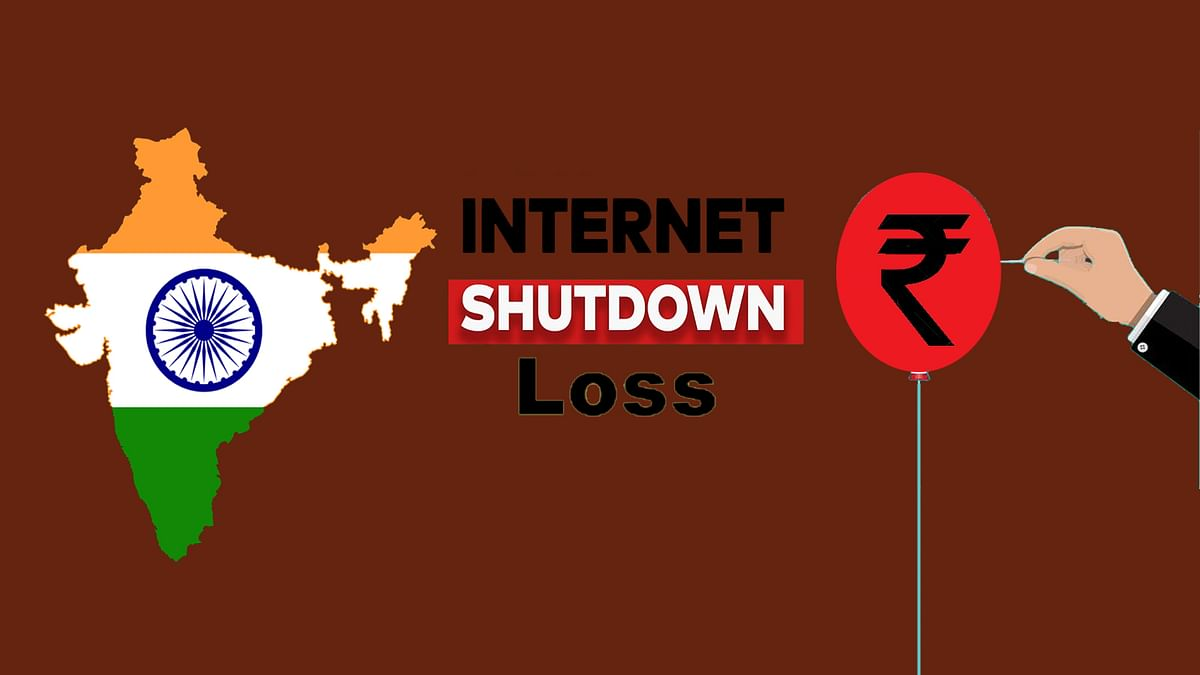 Loss due to Internet Shutdown