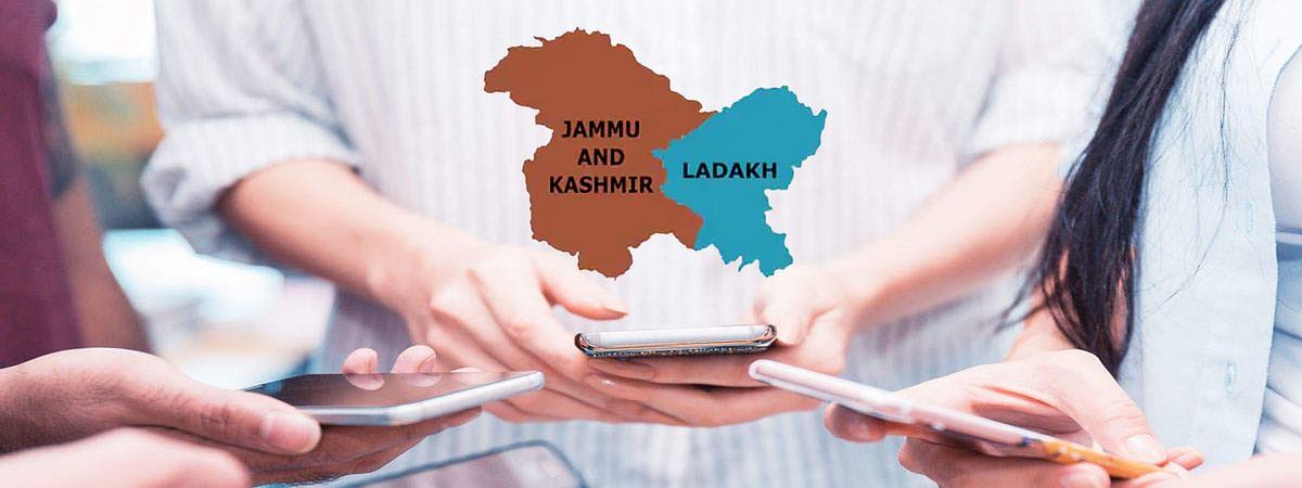 Resumed Internet in Jammu-Kashmir