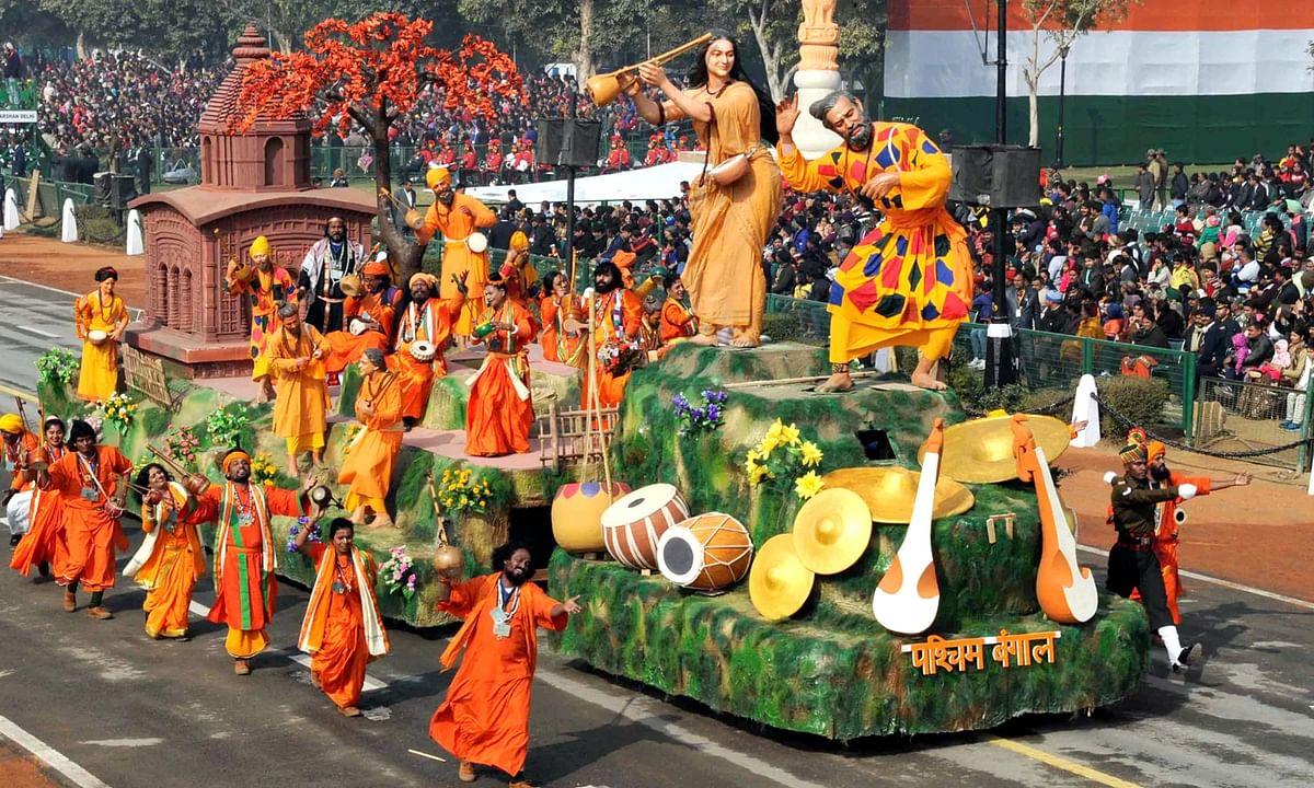 झांकी न दिखाने पर बंगाल व केंद्र सरकार में हो सकता है टकराव