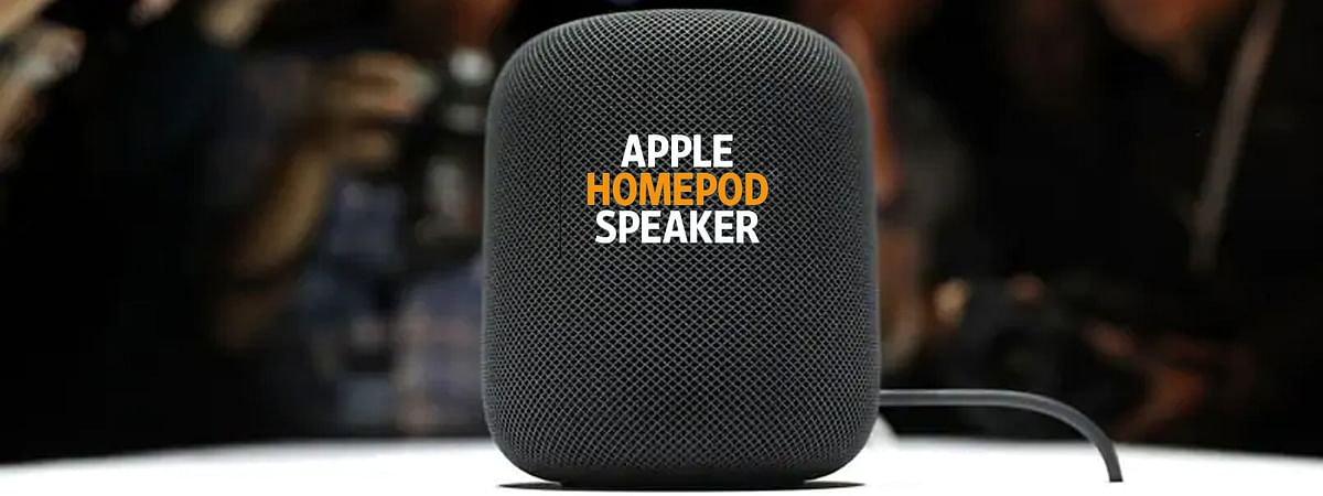 Apple HomePod Smart Speaker Launched in India