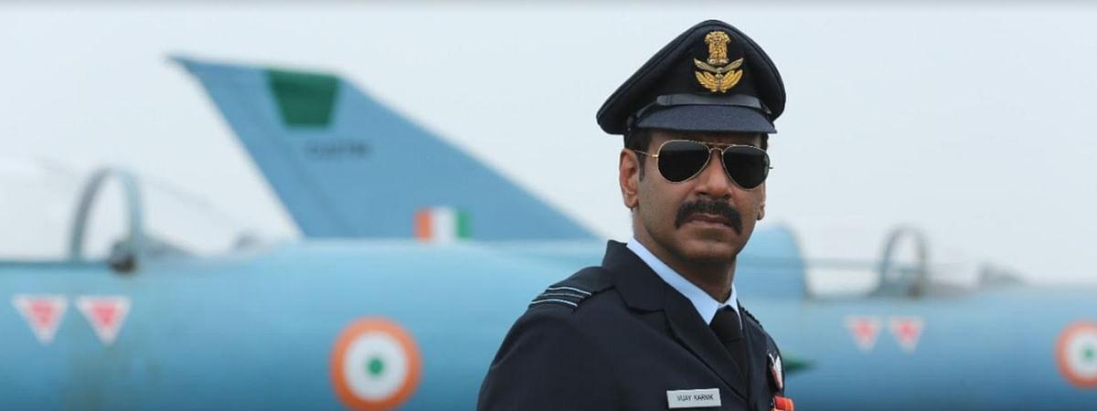 पुलिस ऑफिसर के बाद एयरफोर्स के रोल में अजय देवगन