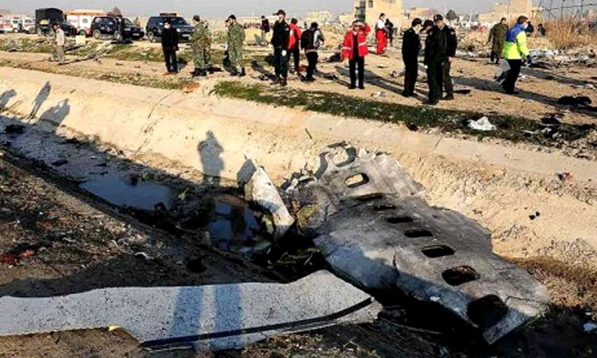 ईरान विमान हादसे का चौंका देने वाला खुलासा