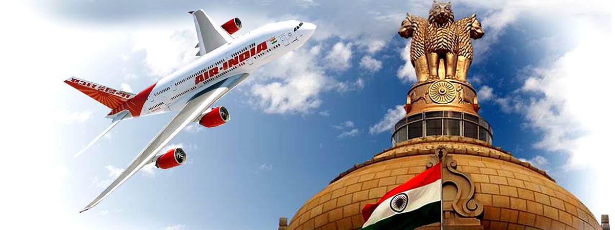 Government decides sell 100% stake of Air India