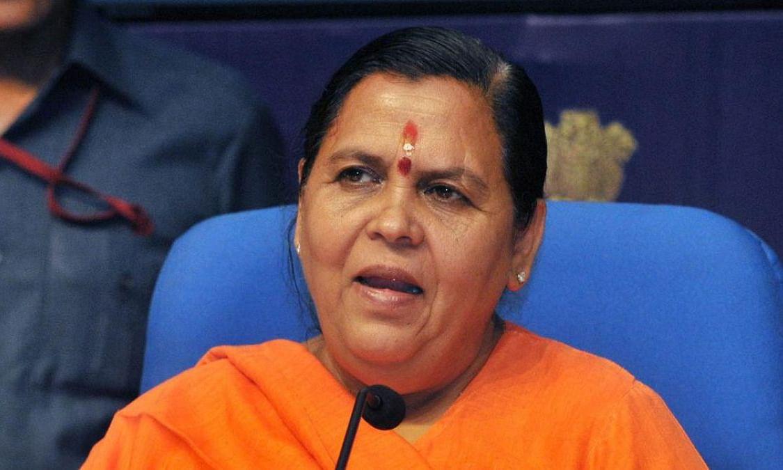 हम सब कैलाश जी के साथ जेल जाएंगे : उमा भारती