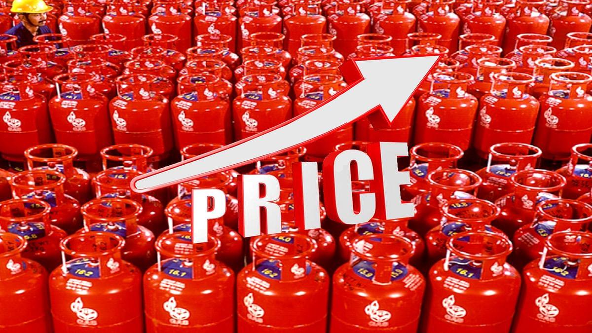 अनलॉक-5.0 के पहले दिन फिर से बढ़ी LPG की कीमतें