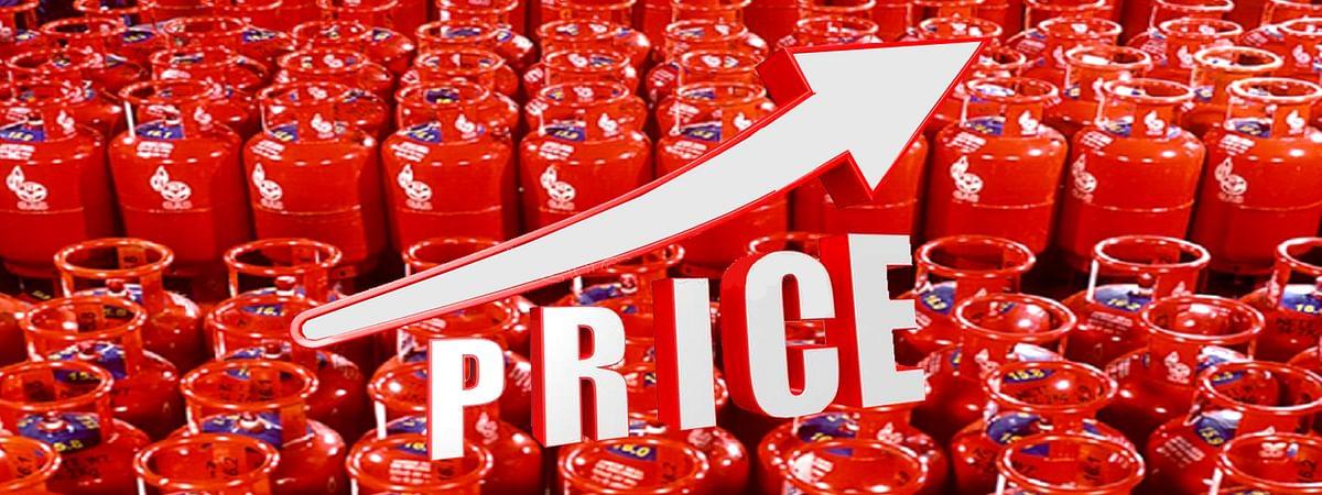 LPG Gas Cylinder Price Increased