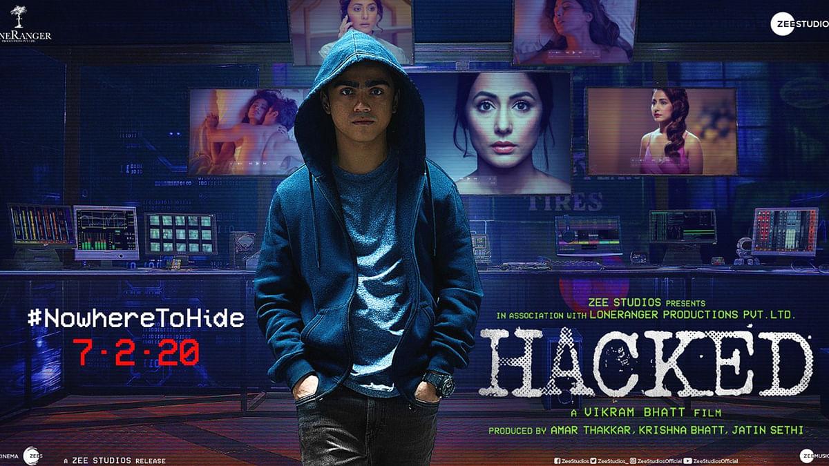 हिना खान की जबरदस्त डेब्यू, उनकी फिल्म 'हैक्ड' का ट्रेलर रिलीज