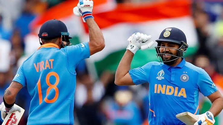 ICC ODI Ranking: विराट कोहली और रोहित शर्मा का दबदबा