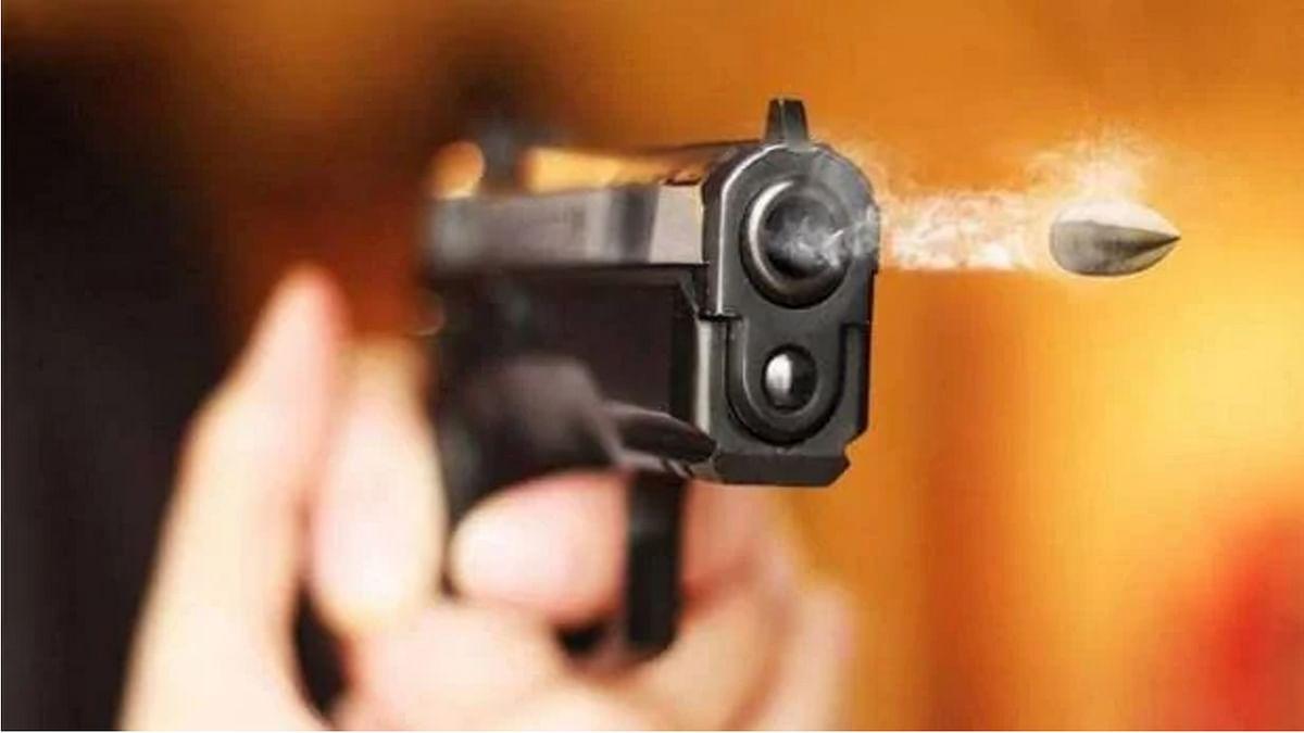 मामूली बात पर कांग्रेस पार्टी के जिला महामंत्री को मारी गोली