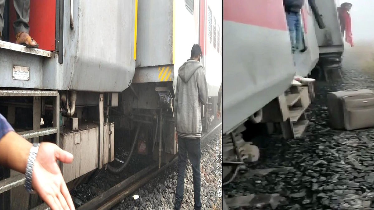 Lokmanya Tilak Express Train Accident