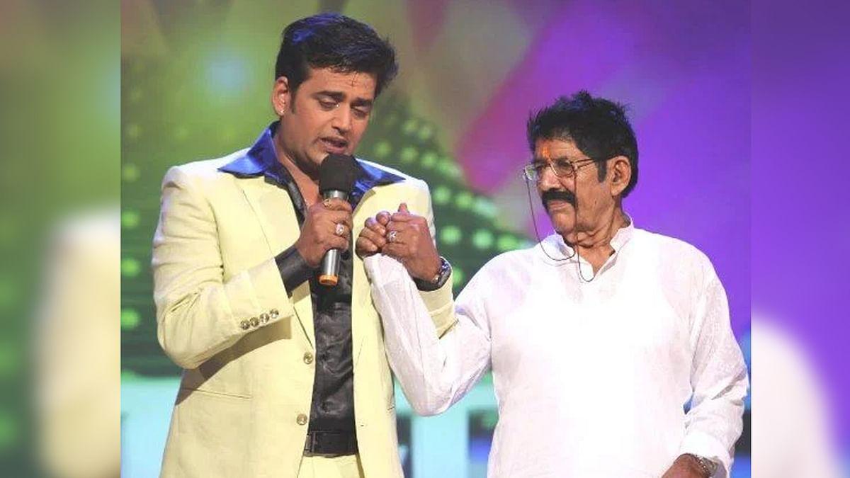 सांसद और एक्टर रवि किशन के पिता श्याम नारायण शुक्ल का निधन