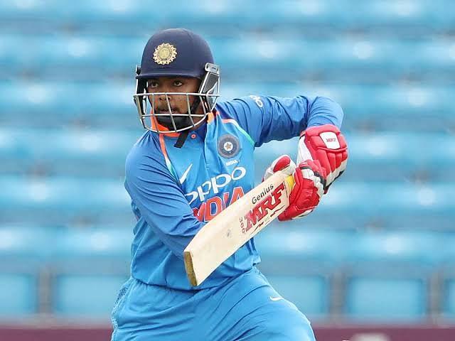 IND Vs NZ: भारतीय वनडे टीम का हुआ ऐलान, इस नए बल्लेबाज को मिली जगह