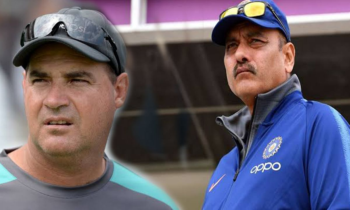 Ravi Shastri, Mickey Arthur not Happy With  Four Day Test