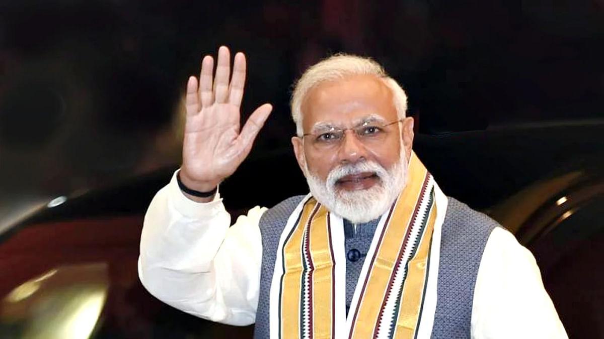PM Modi Kolkata Visit