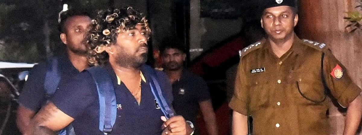 Sri Lankan Team Arrived In Guwahati