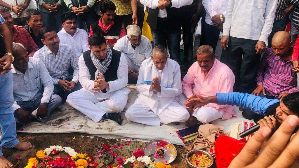 राममंदिर हिन्दू धर्म और देश के लिए गौरव की बात है : जीतू पटवारी