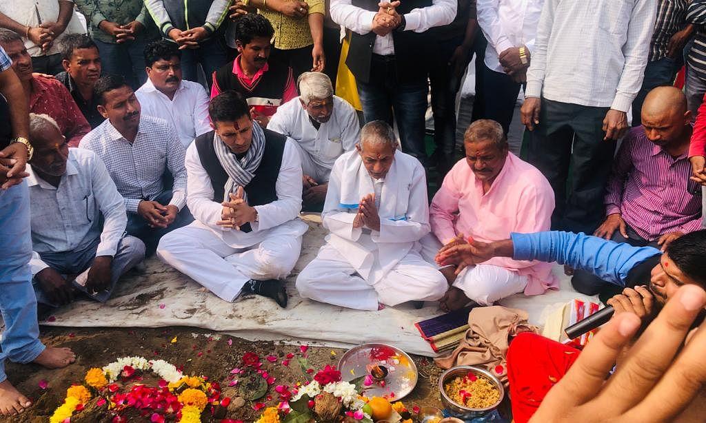 राम मंदिर हिन्दू धर्म और देश के लिए गौरव की बात है : जीतू पटवारी