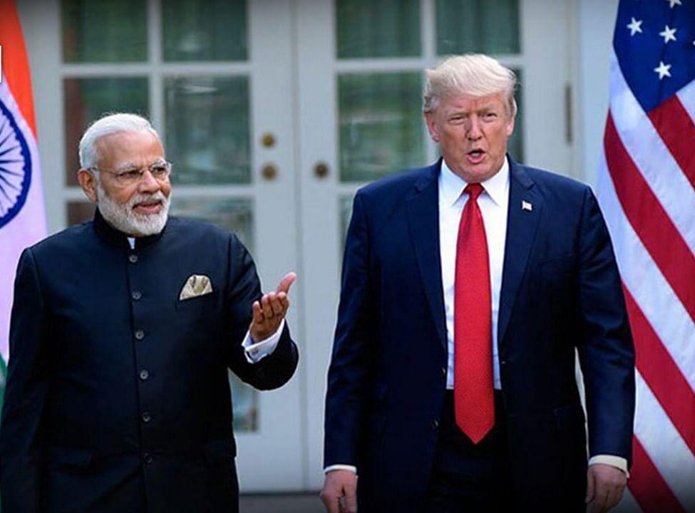 भारत आएंगे अमेरिकी राष्ट्रपति डोनाल्ड ट्रंप