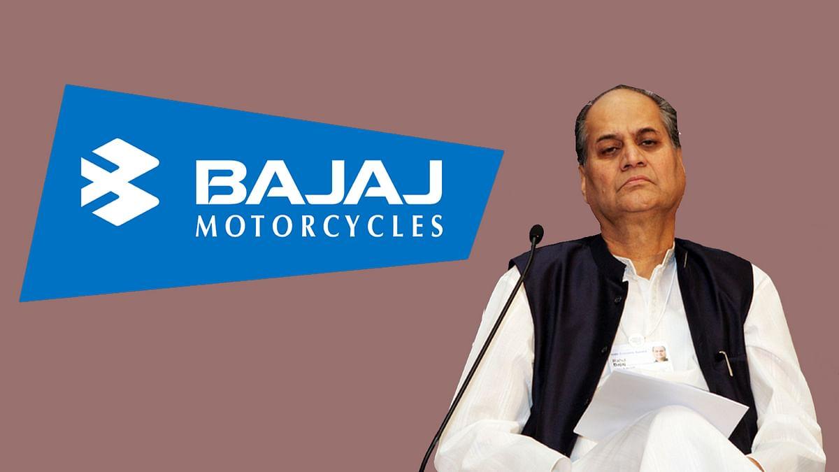 Rahul Bajaj decided to quit as Director