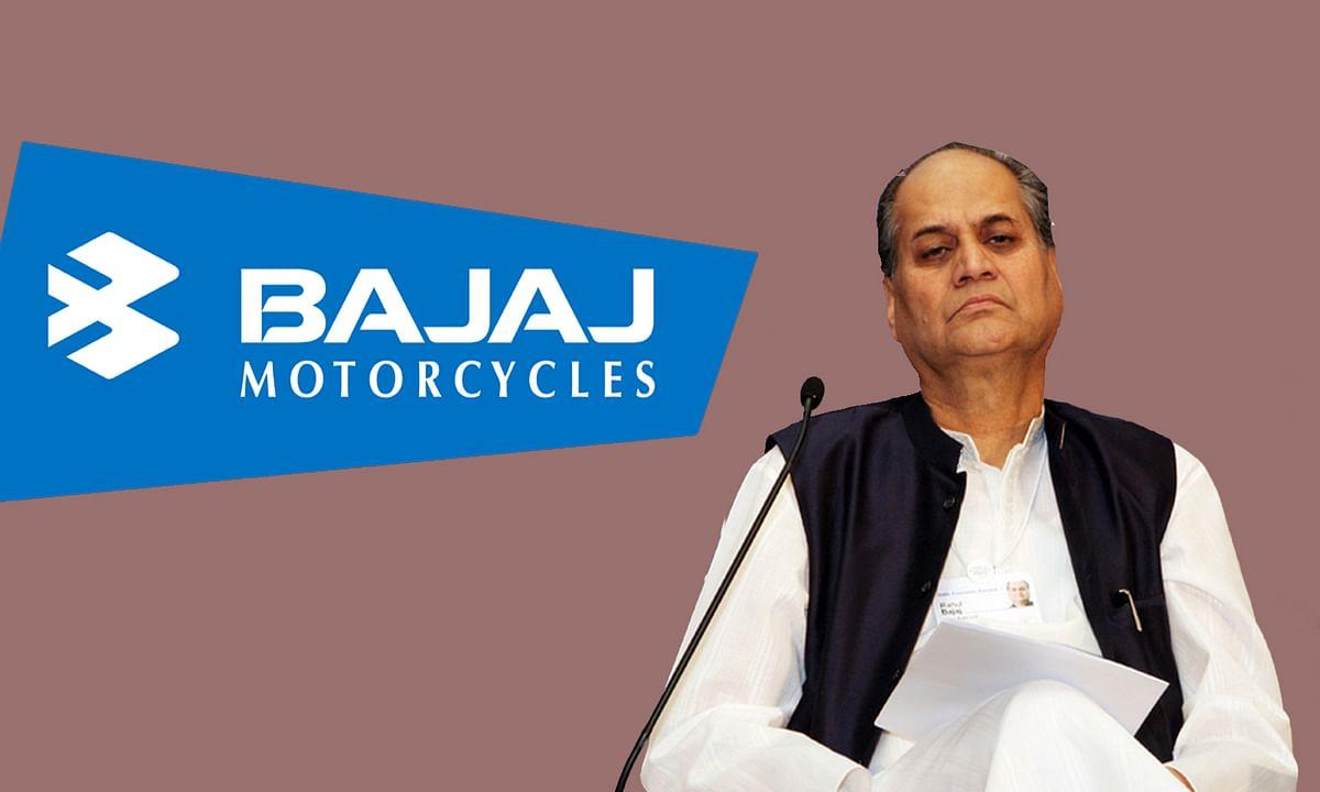 राहुल बजाज ने डायरेक्टर का पद छोड़ने का फैसला लिया