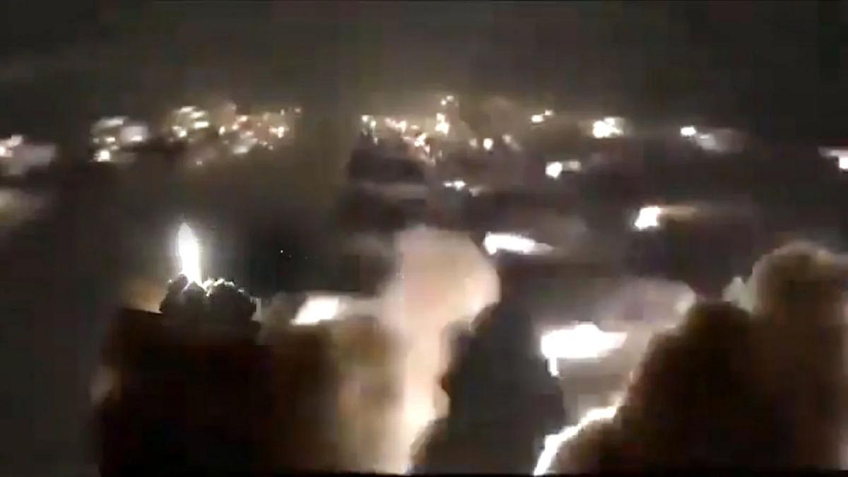 Iran Missile Attack