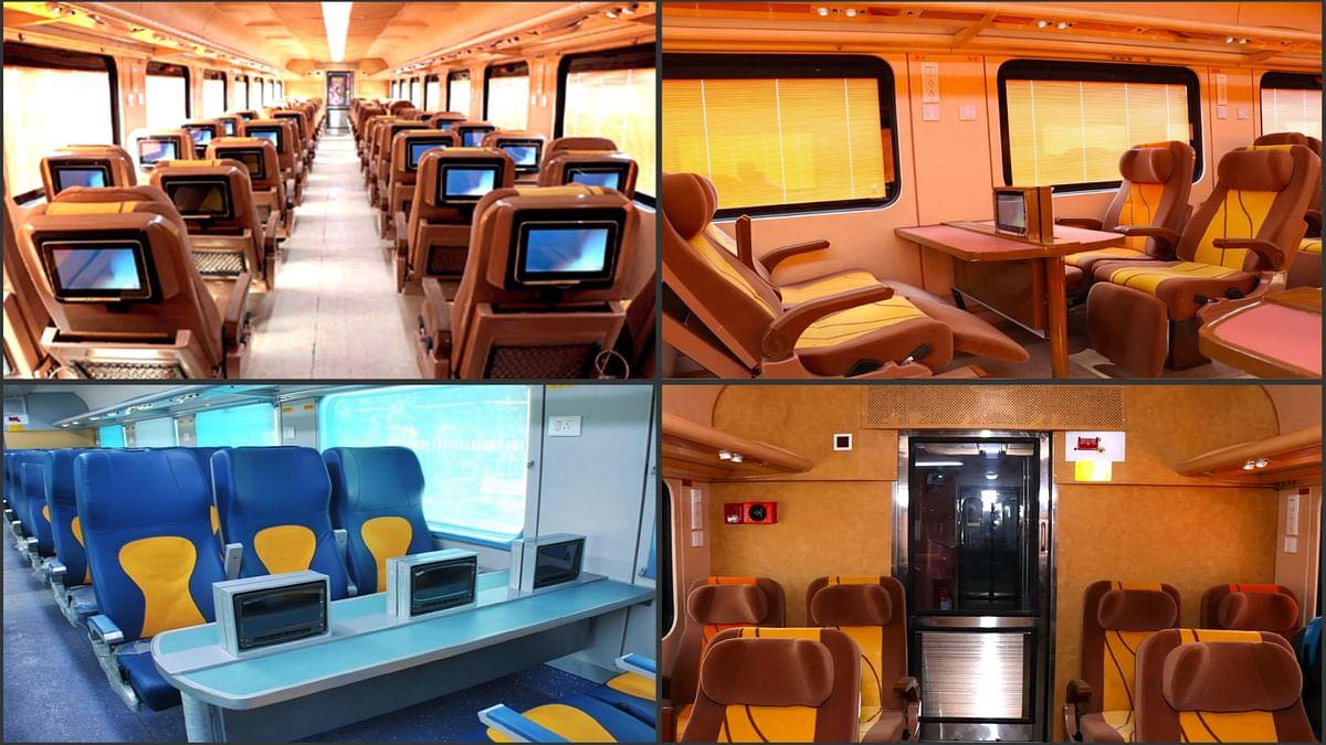 Tejas Express Interiors