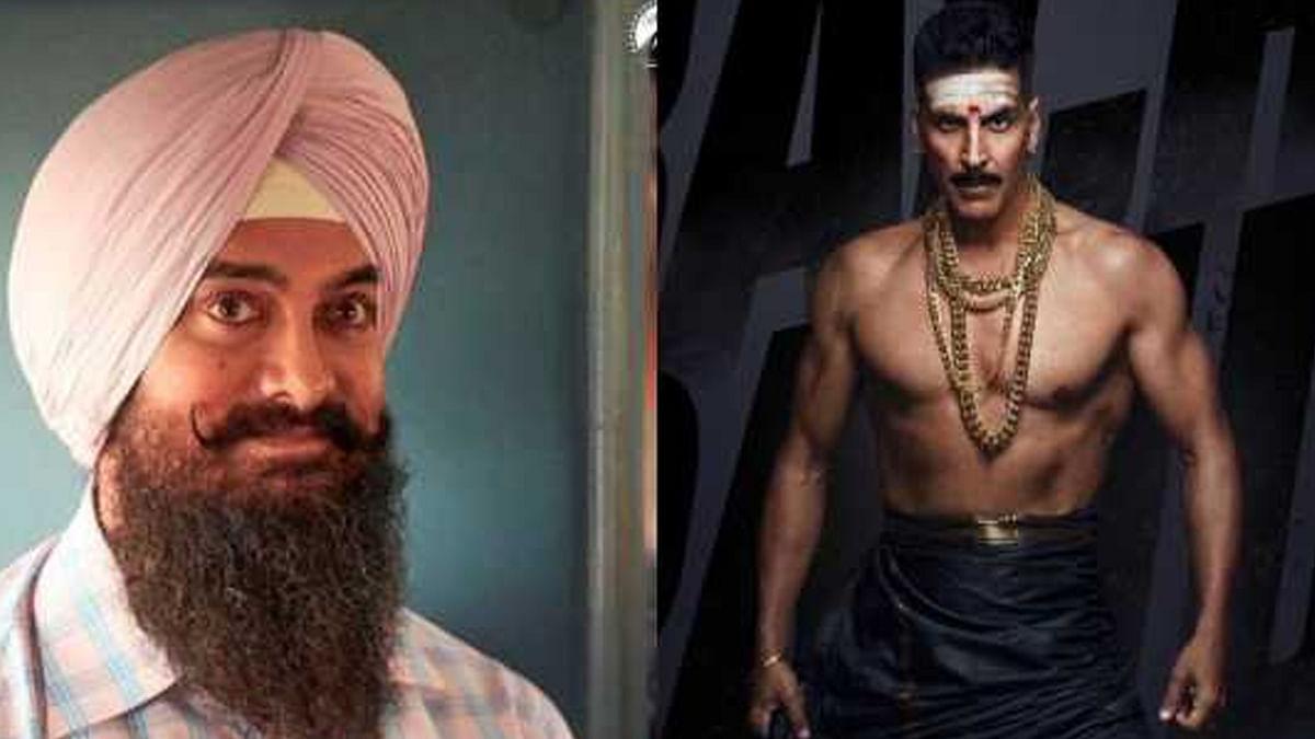 आमिर के कहने पर अक्षय कुमार ने बदला अपनी फिल्म का रिलीज डेट