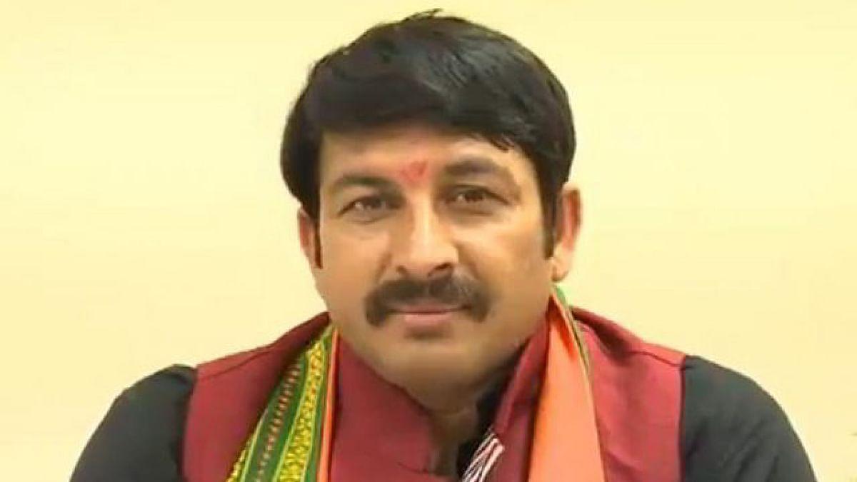 मनोज तिवारी का दावा दिल्ली चुनाव में BJP 45 से ज्यादा सीटें जीतेगी