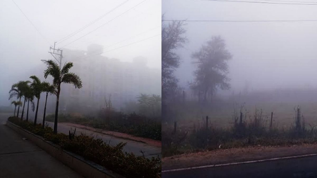 ठण्ड से काँपा प्रदेश, बारिश ने बढ़ाई आफत