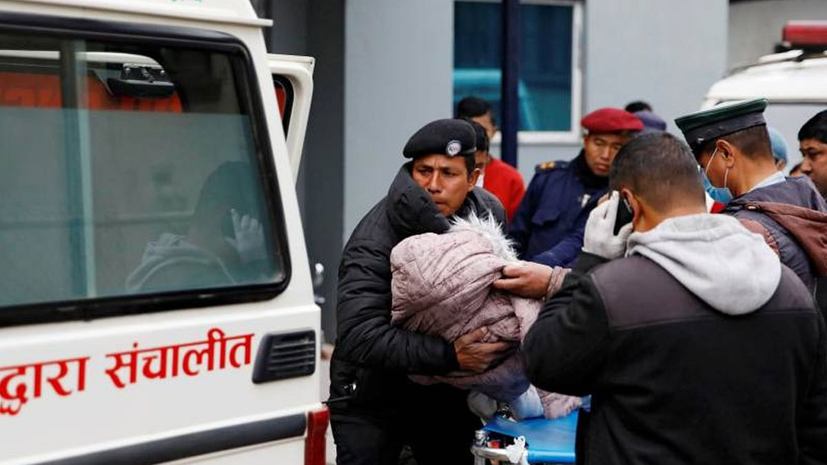 Eight Indian Tourists Die