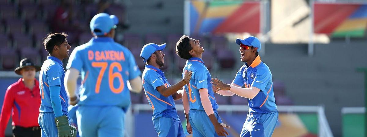 U19 World Cup: भारत सेमीफाइनल में, हो सकता है पाकिस्तान से भिड़ंत