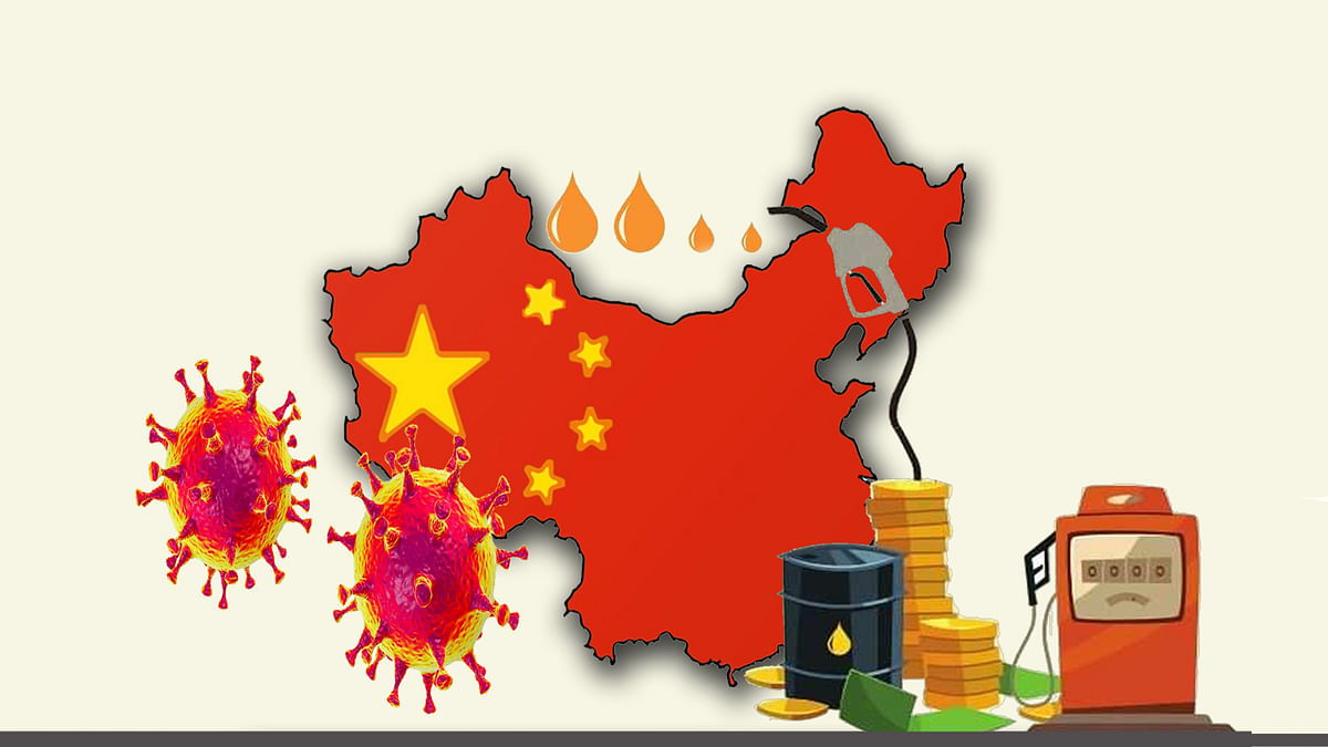 Oil Consumption Reduced in china due to Coronavirus