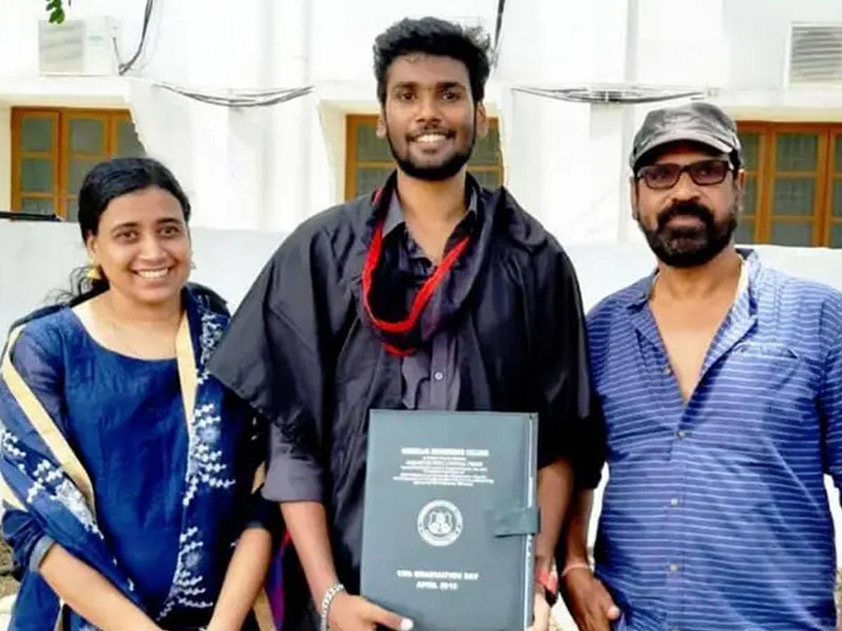 तमिल निर्देशक राज कपूर के बेटे का निधन