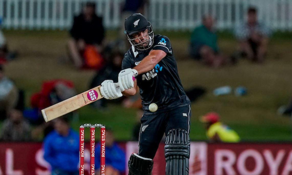 INDvsNZ: न्यूजीलैंड ने लिया बदला, वनडे सीरीज पर 3-0 से कब्जा