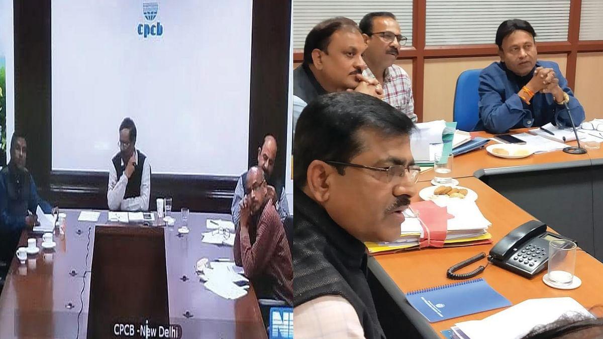 समीक्षा बैठक में खुलकर सामने आई जिम्मेदार विभागों की लापरवाही