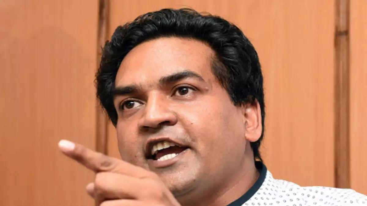 आम आदमी पार्टी का नया नाम मुस्लिम लीग होना चाहिए : कपिल मिश्रा