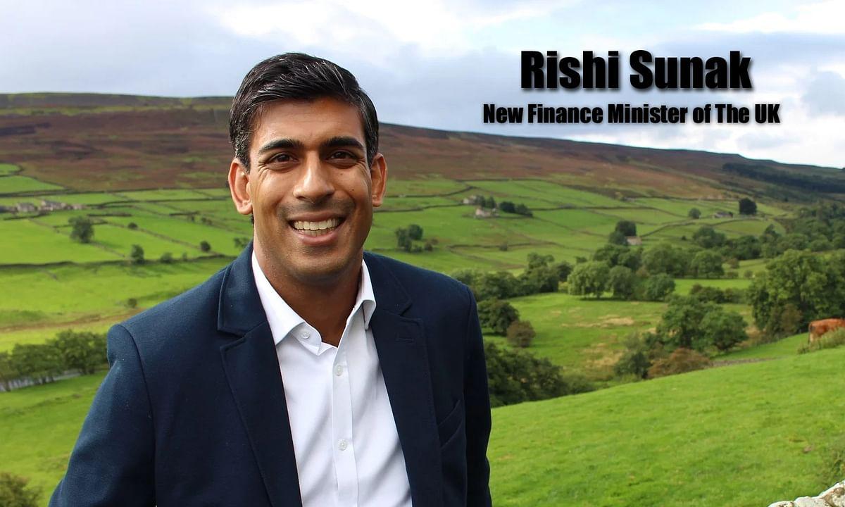 UK के नए वित्त मंत्री बने भारतीय शख्स ऋषि सुनक